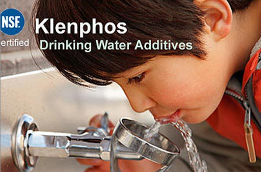 klenphos boy drinking fountain